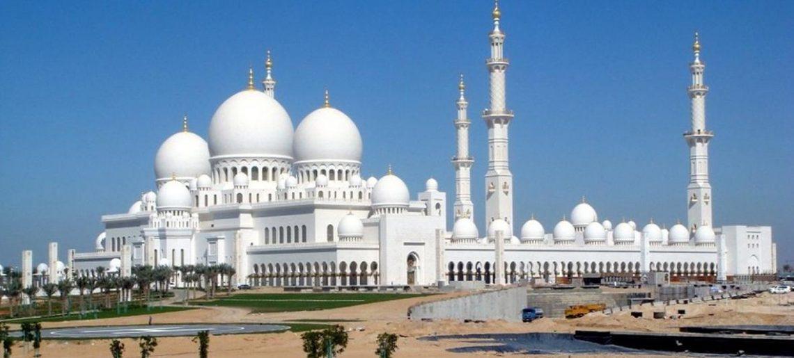 Abu Dhabi – Gran Mezquita – Emirates Palace
